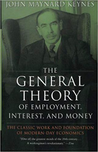 General Theory of Employment, Interest and Money - Boek van Keynes