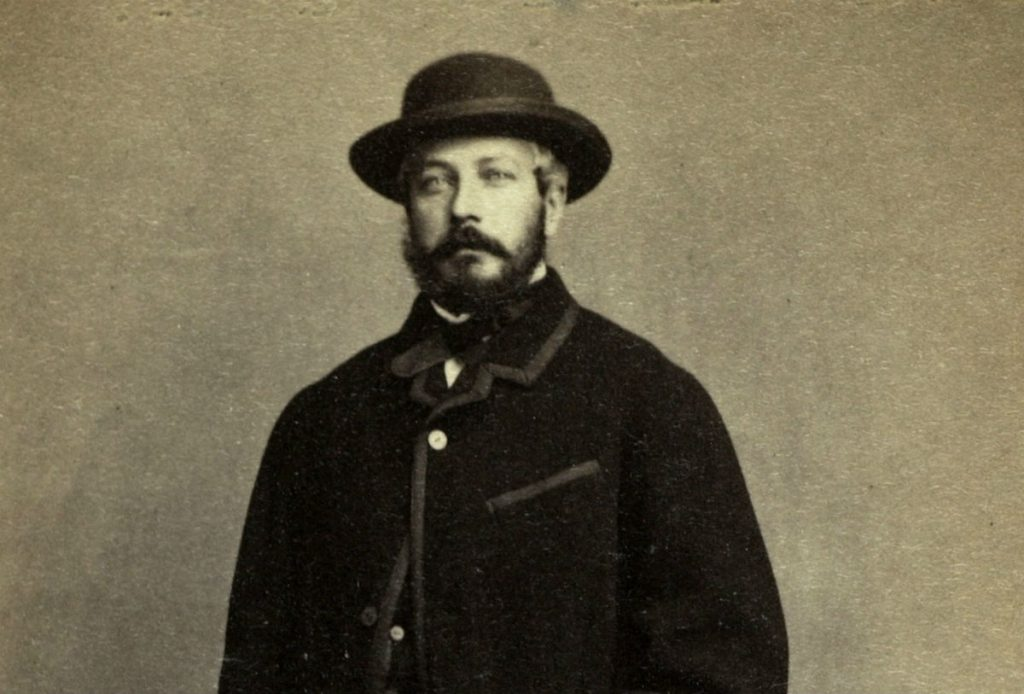 M.P.T. Prévinaire in 1870 (Noord-Hollands Archief)