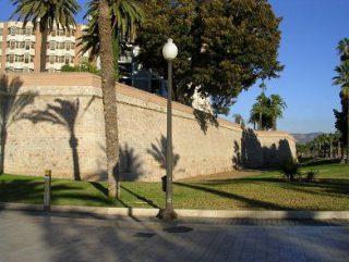 Muralla de Cartagena (Foto: Willem Peeters)
