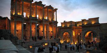 Bibliotheek van Celsus in Efeze
