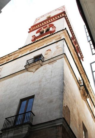 Torre Travira in Cadiz