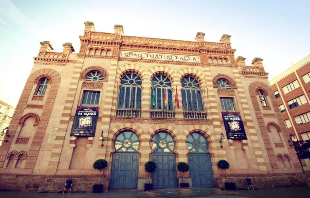 Gran Teatro de Falla in Cadiz