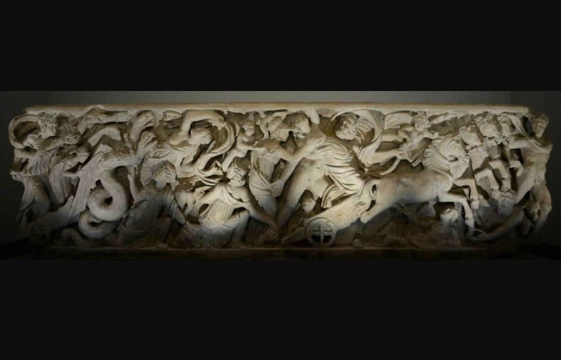 Proserpina-sarcofaag (Aachener Domschatzkammer)