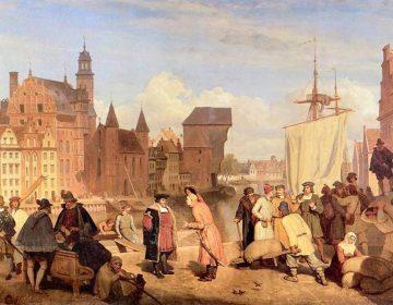 Handelaars in Danzig in de zeventiende eeuw - Wojciech Gerson