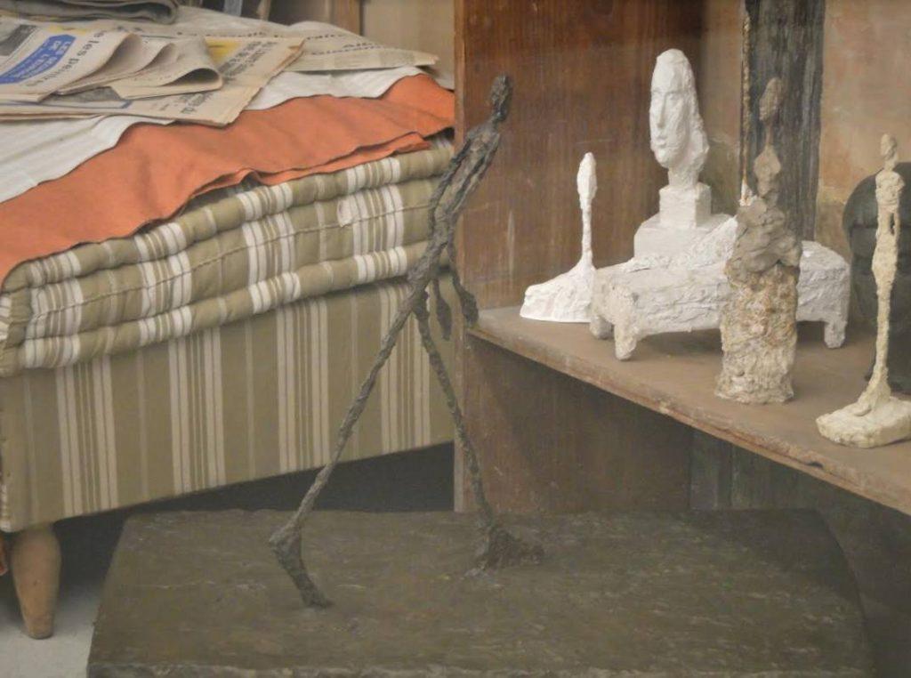 'l'Homme qui marche' van Alberto Giacometti