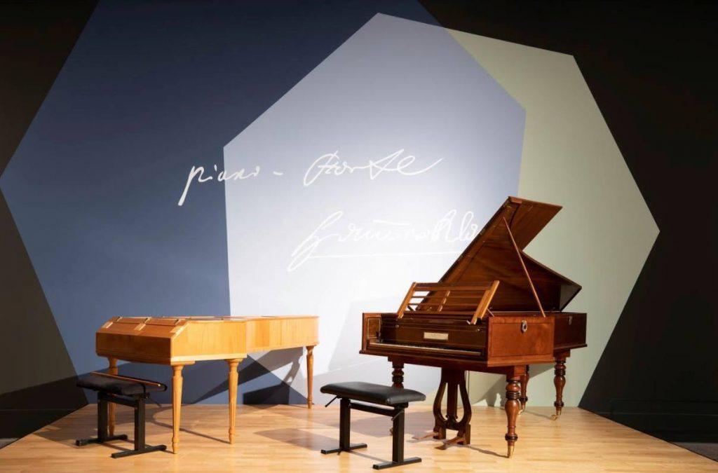 Klavieren (c) Bundeskunsthalle