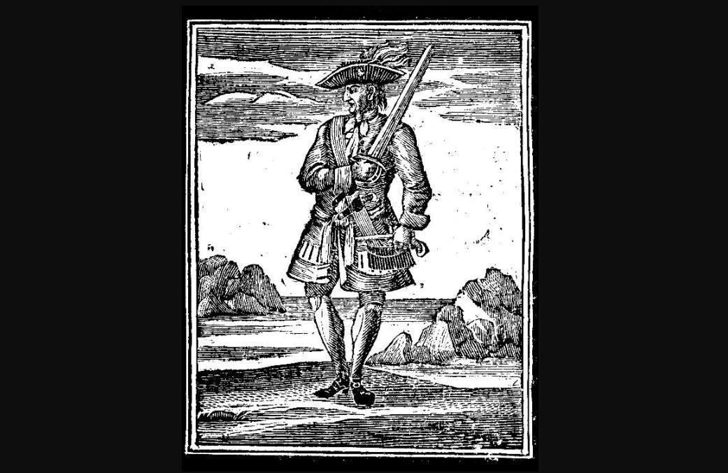 Jack Rackham / Calico Jack (Publiek Domein - wiki)