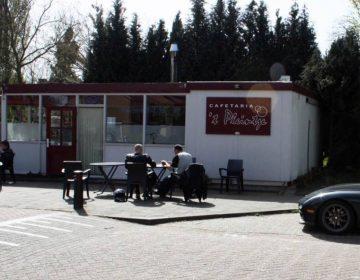 Cafetaria 't Pleintje, bekend dankzij de serie 'New Kids'