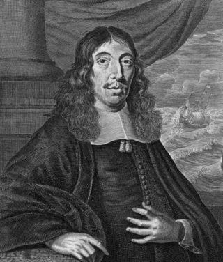 Chirurgijn Wouter Schouten, ca. 1676