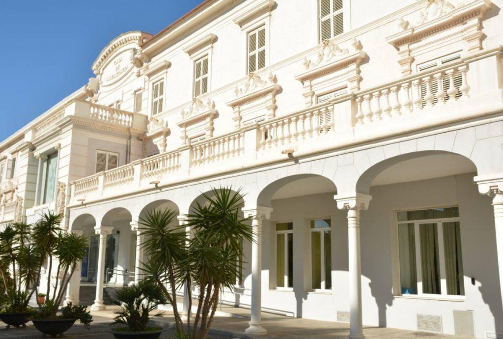 Campus de la Muralla del Mar, Cartagena