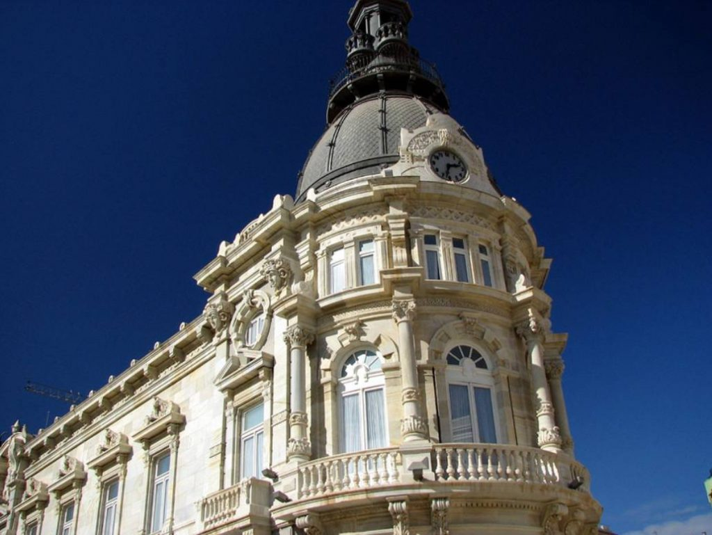 Palacio Consistorial de Cartagena, Cartagena