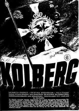 Poster voor de film Kolberg