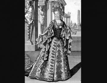 """Julie d'Aubigny (""""La Maupin"""")"""