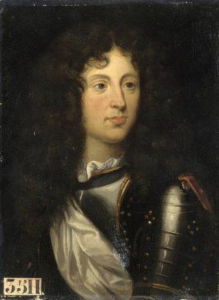 Graaf Lodewijk van Armagnac - Charles-Alexandre Debacq