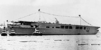 """De """"Graf Zeppelin"""" – Hitlers vliegdekschip dat nooit een schot loste"""