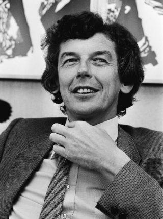 Wim Kok als FNV-voorzitter, 16 juni 1980