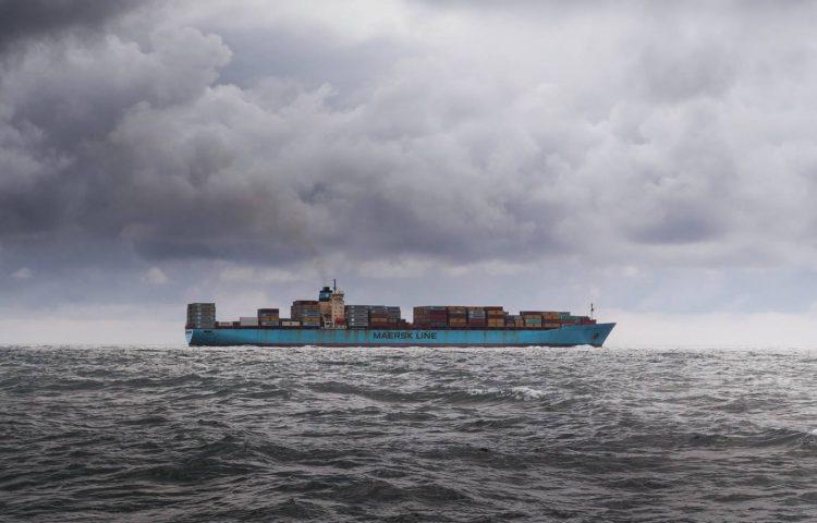Handel over zee