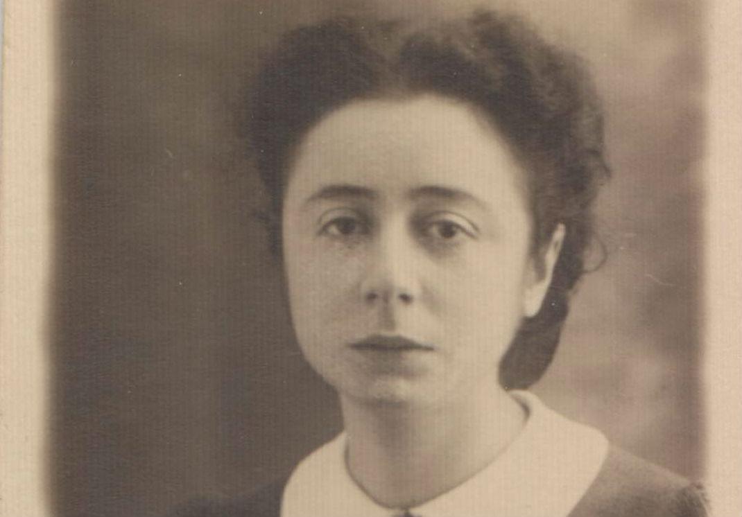 Eva Fastag in april 1941