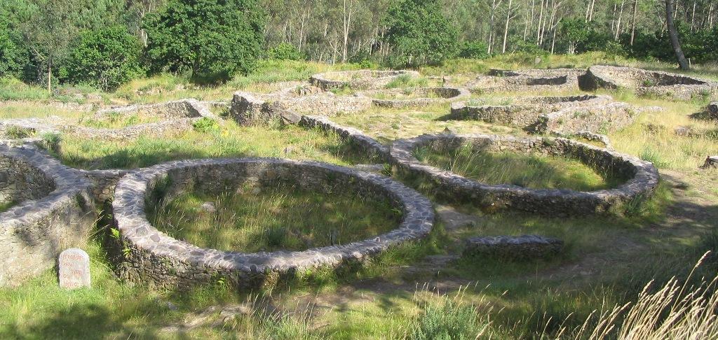 Keltische opgravingen in Galicië