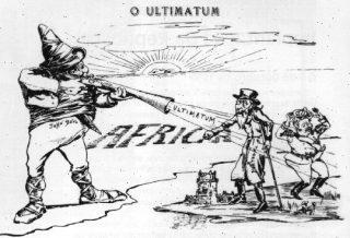 Als een ultimatum gesteld wordt is vaak sprake van (oorlogs)dreiging