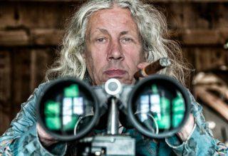 Panamarenko - Foto: Wim Van Eesbeek