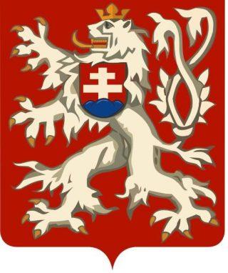 Wapen van Tsjecho-Slowakije