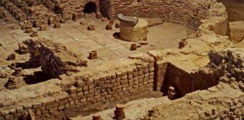 Romeins badhuis in Heerlen is oudste gebouw van Nederland