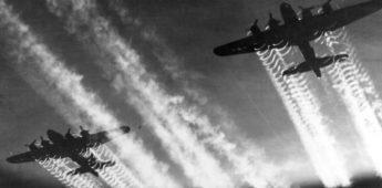 Herinneringen van de 9-jarige Lothar Metzger aan het bombardement op Dresden