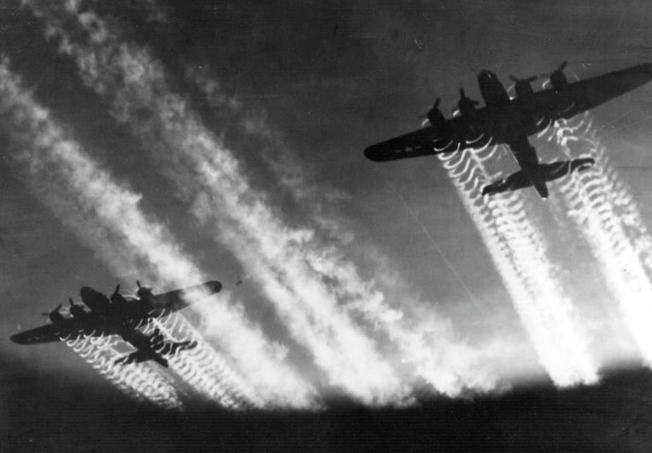 B17 bommenwerpers