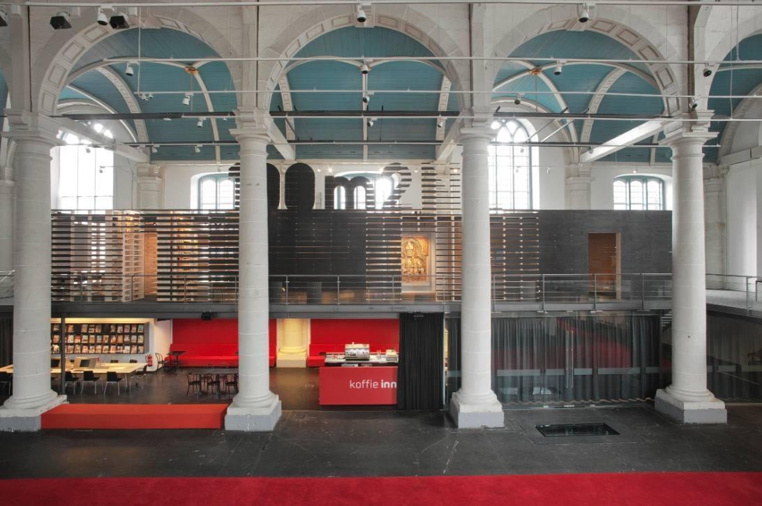 100m2NL - Tijdelijke presentatie van het Nationaal Historisch Museum, 2011