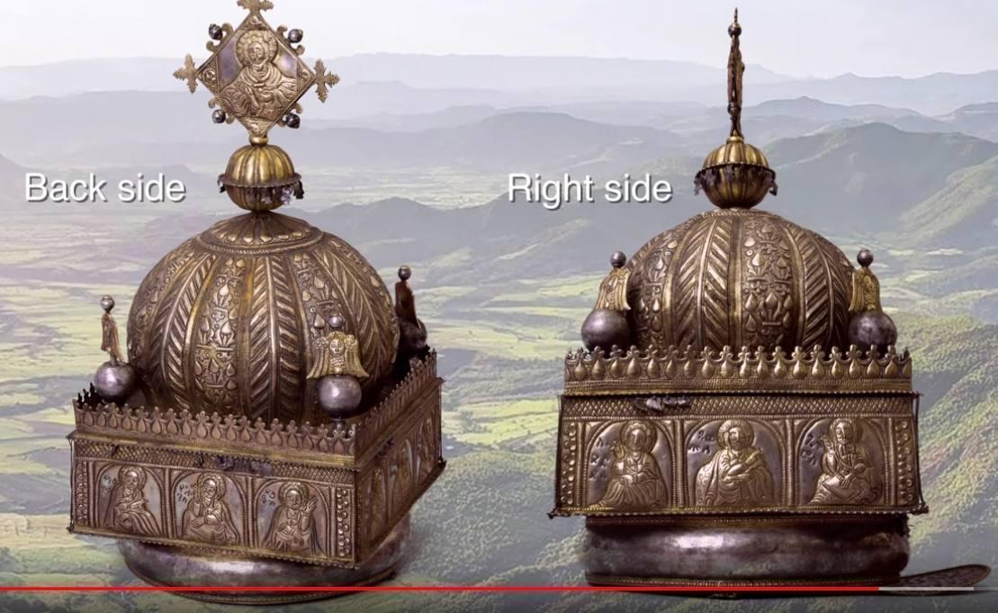 De Ethiopische keizerskroon - Still YouTube