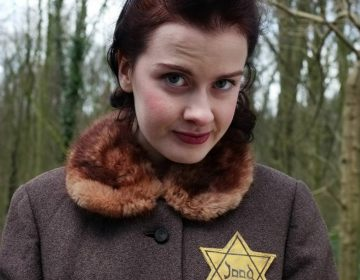 SpangaS-actrice Claudia Kanne als Edith Velmans-Van Hessen