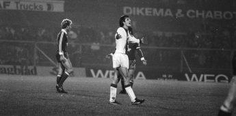 De tragische afscheidswedstrijd van Johan Cruijff (7 november 1978)