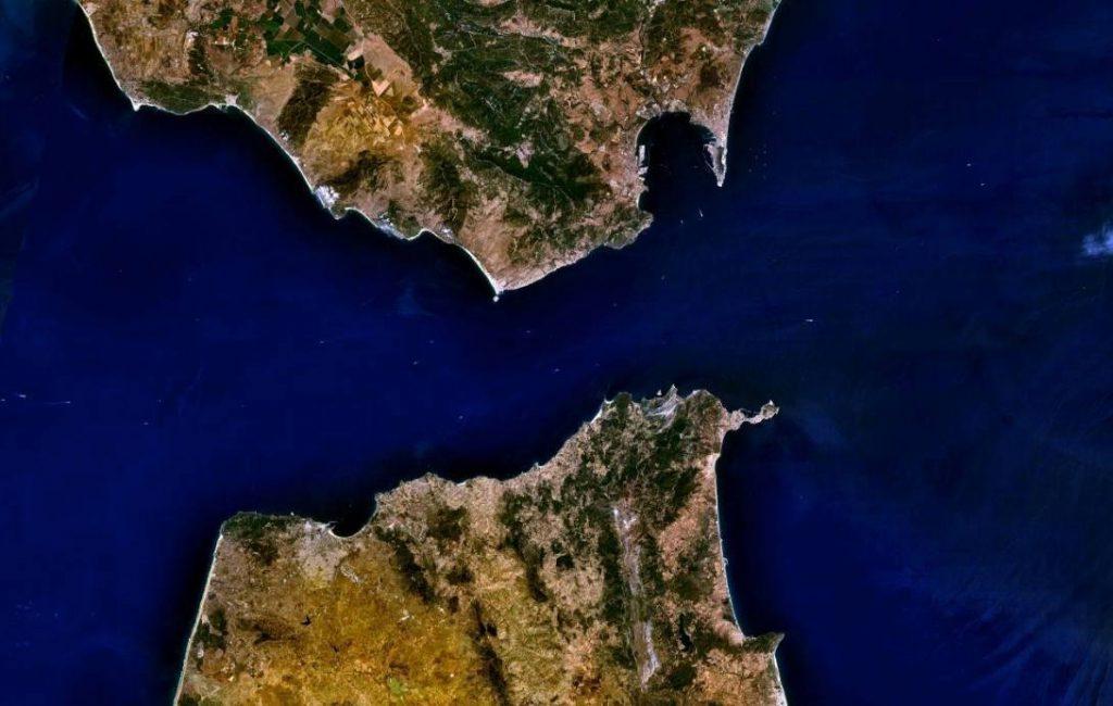 Straatvaart - Straat van Gibraltar