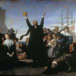 De Pilgrim Fathers. Van Leiden naar het beloofde land (1620)