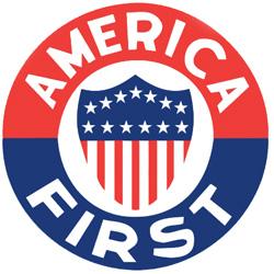 Logo van het America First Committee