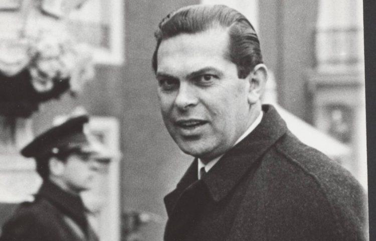 Barend Biesheuvel in 1967