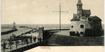 Kolberg, 1945: Evacuatie vanuit een belegerde stad
