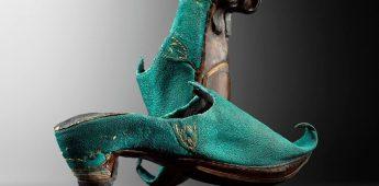 Schoenen, meer dan een frivole geschiedenis