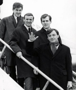 Gerry and the Pacemakers in 1964