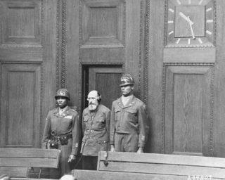 Blobel wordt ter dood veroordeeld, 10 april 1948