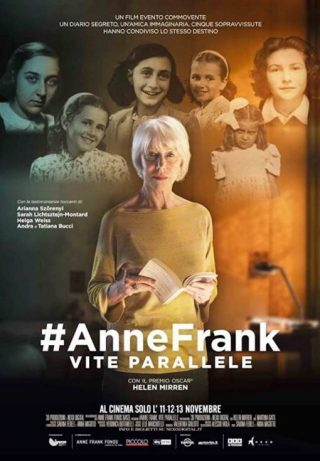 """""""Anne Frank - Parallel Stories"""""""