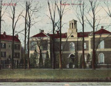 © Gelders Archief - Het gemeenteziekenhuis Arnhem 1920