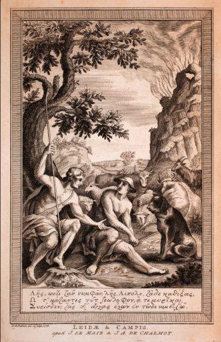 Afbeelding van Theocritus' Idyllen (Publiek domein/wiki)