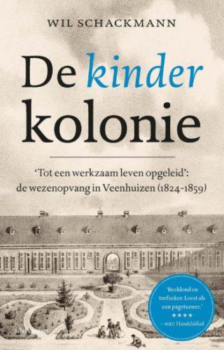 De kinderkolonie - Wil Schackmann