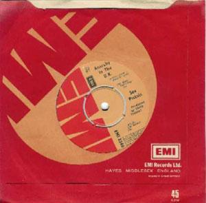 'Anarchy in the U.K.' - Single van The Sex Pistols