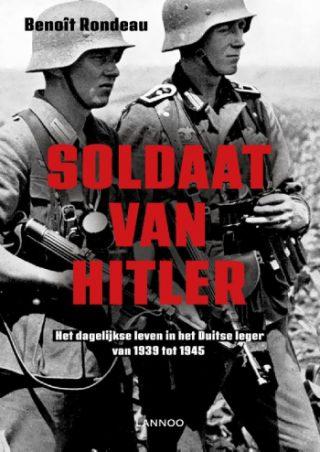 Soldaat van Hitler - Benoït Rondeau