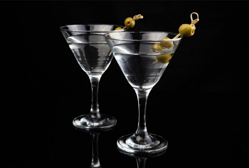 'Shaken not stirred' - Cocktail