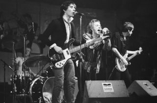 Punk - Sex Pistols in 1977