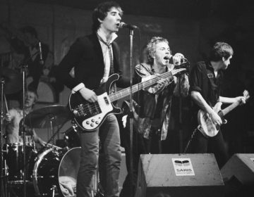 Punk - Sex Pistols in 1977